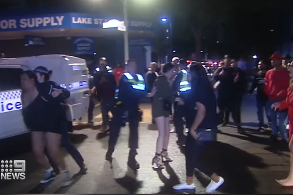 WA Police Union wants more resources after another wild weekend in Northbridge