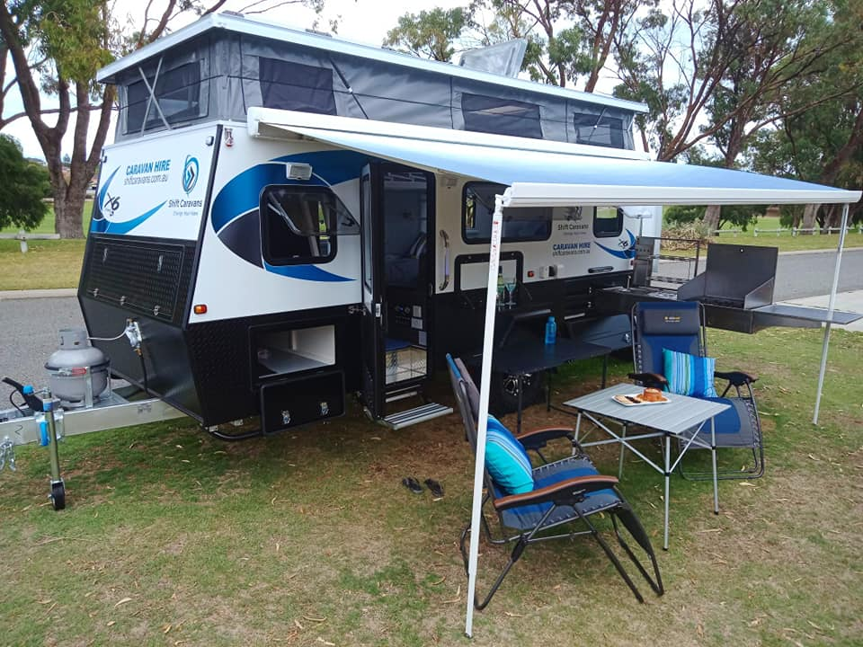 Article image for Family caravan business booming