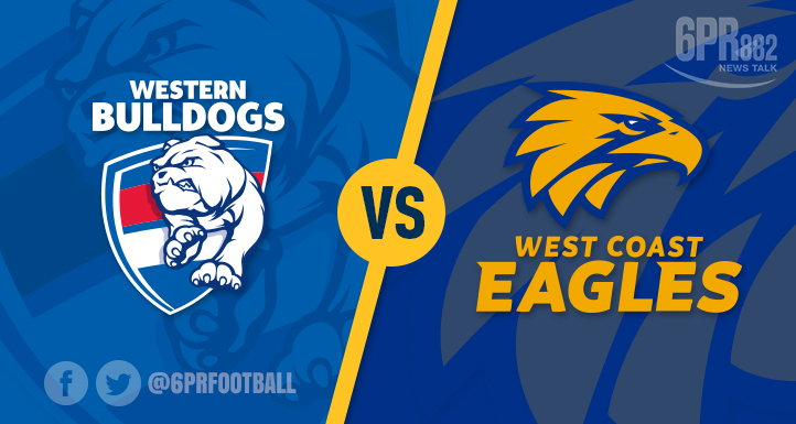 Article image for Eagles lose in a battle with the Bulldogs.
