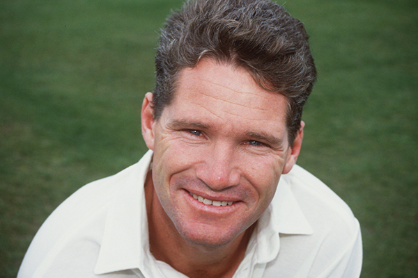 Justin Langer remembers Dean Jones