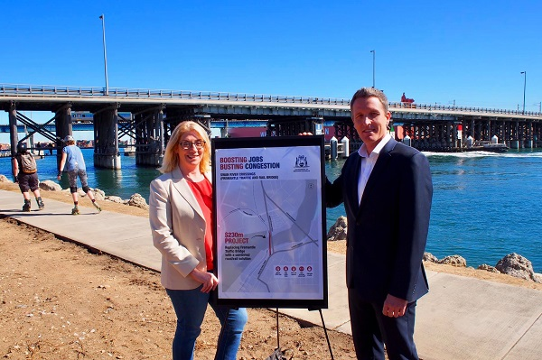 The Mayor of Freo on the new Fremantle Traffic Bridge replacement project