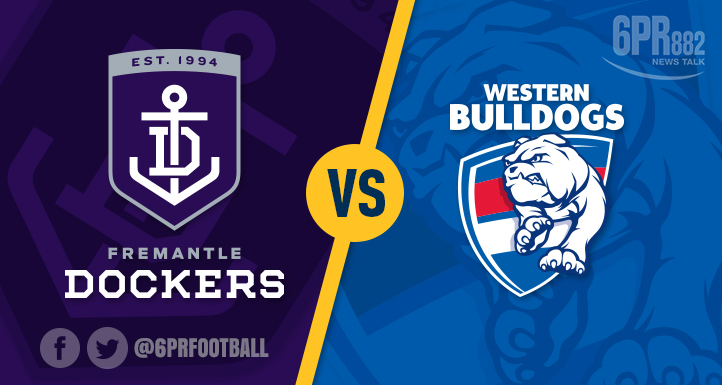 Article image for Western Bulldogs bustle their way into the eight.