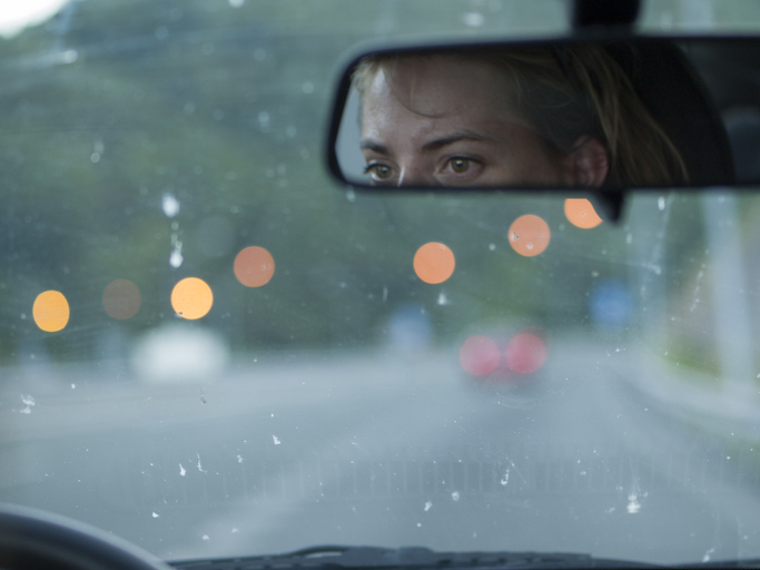 Article image for Driving tired? Here's your wake-up call