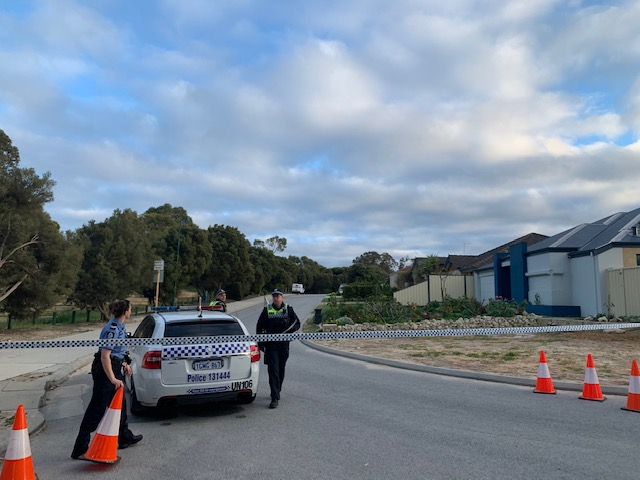 Article image for Reports of shooting in Yanchep