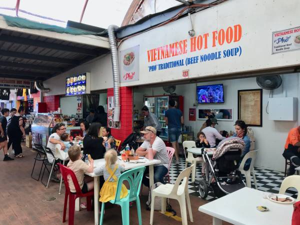 Slice of Perth – sensational street food that won't break the budget