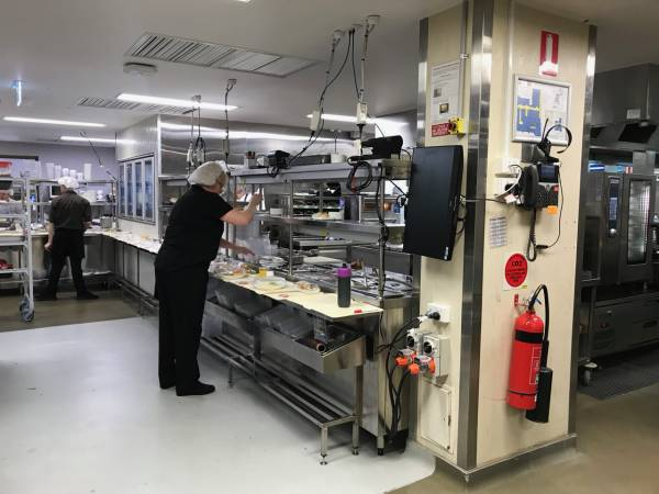 Slice of Perth – You won't believe the food this hospital serves