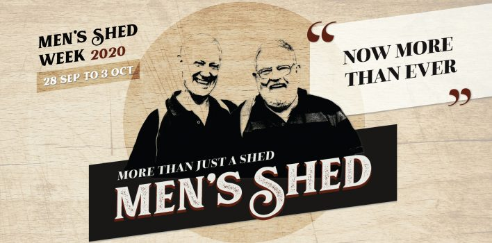 What's on for Men's Shed Week?