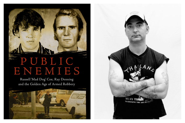 Thrilling Aussie true crime with author Mark Dapin