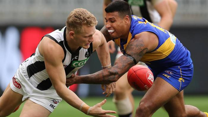 Can Magpies swoop on Eagles in front of sell out crowd?