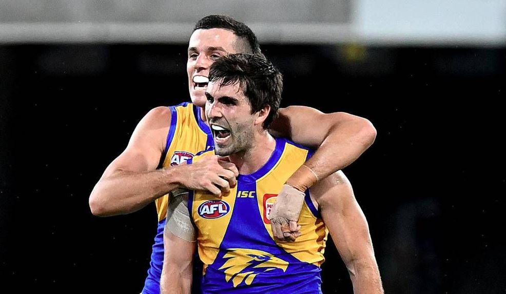 Article image for Andrew Gaff speaks following embarrassing loss to Geelong
