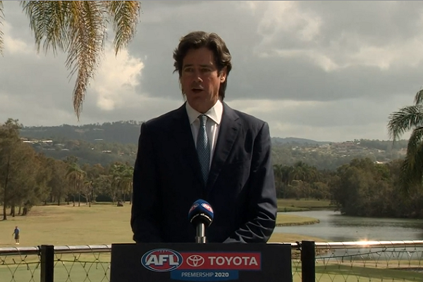Article image for IT'S OFFICIAL: AFL Grand Final to be played in Brisbane