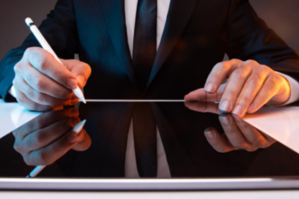 Is digital signing MORE secure than signing in person?