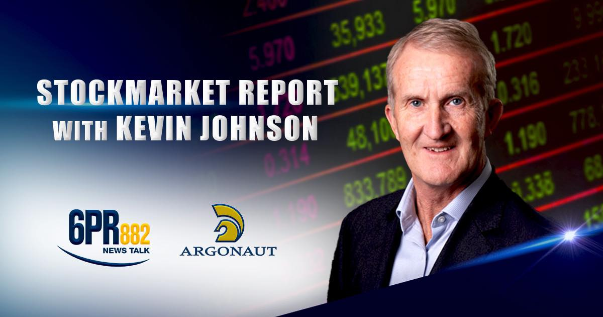 Kevin Johnson:  The best stock market in 35 years