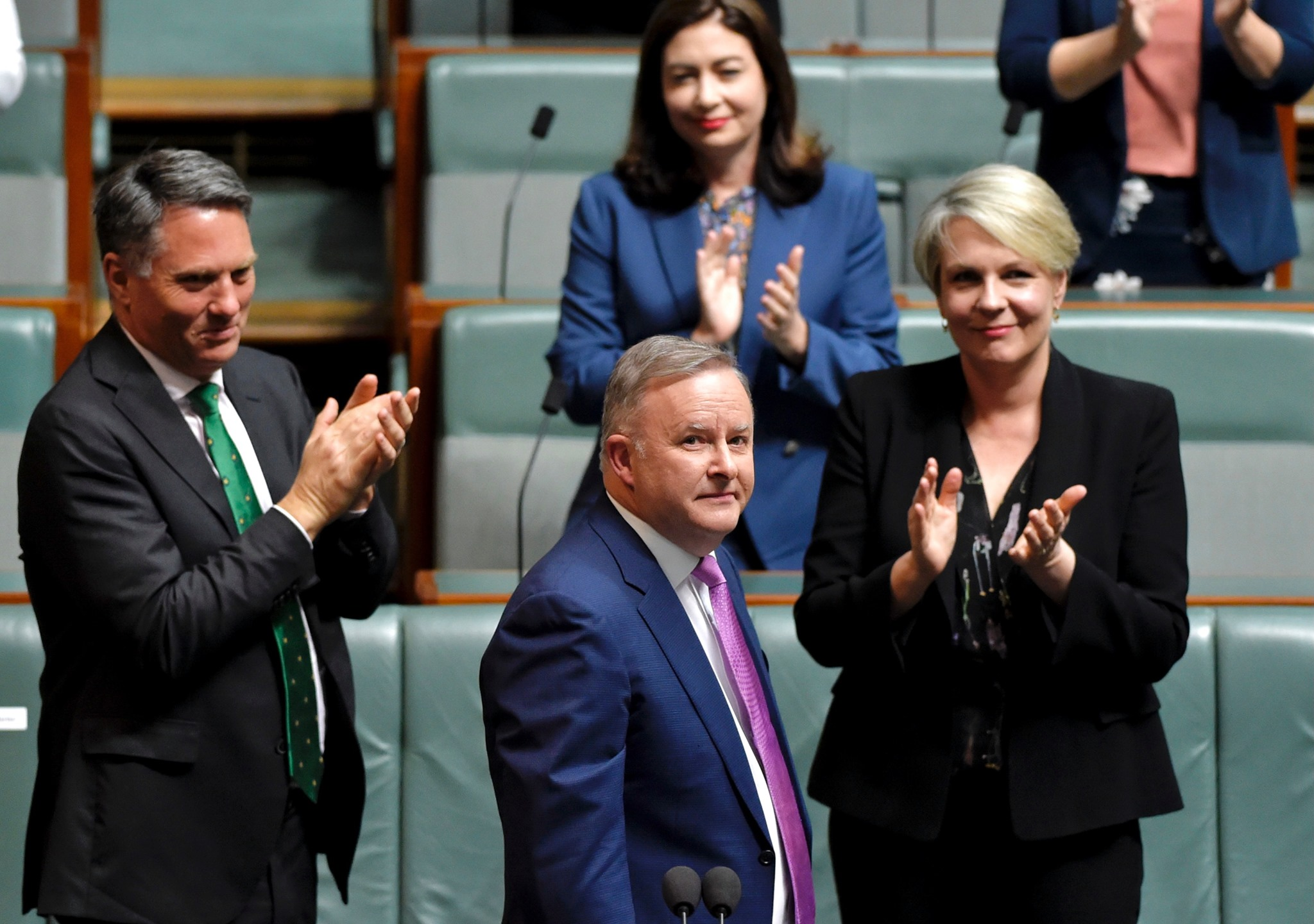 Article image for Is a vote for Albo a vote for McGowan?