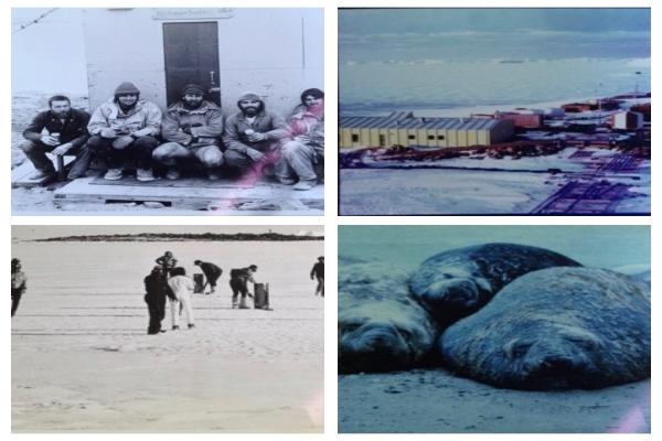 Antarctic adventures of a Perth carpenter in the 80's