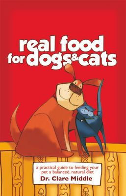Isn't it time to feed our pets some real food?
