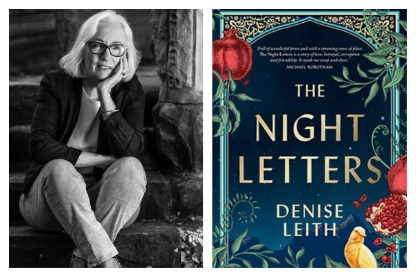 Author Denise Leith shows us a new side of Afghanistan in The Night Letters