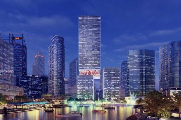 Will the new Elizabeth Quay towers work?