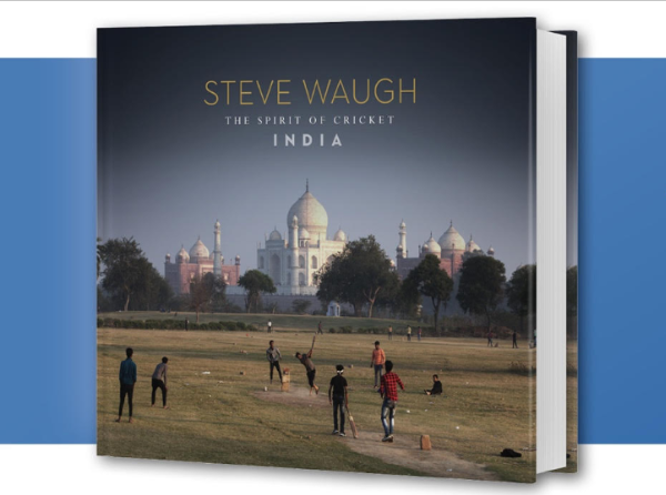 Article image for Steve Waugh's photography expedition into cricket in India