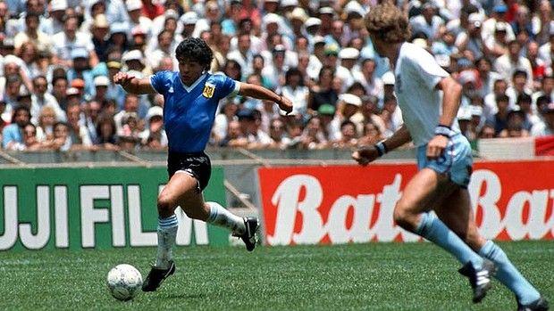 Football legend Maradona dies aged 60
