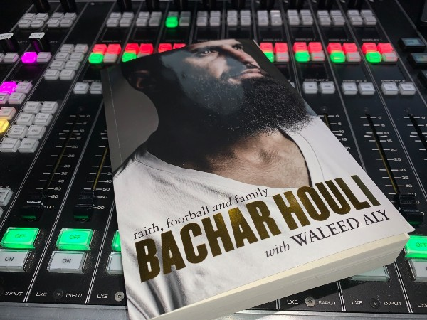 Article image for Faith, Football and Family: Bachar Houli