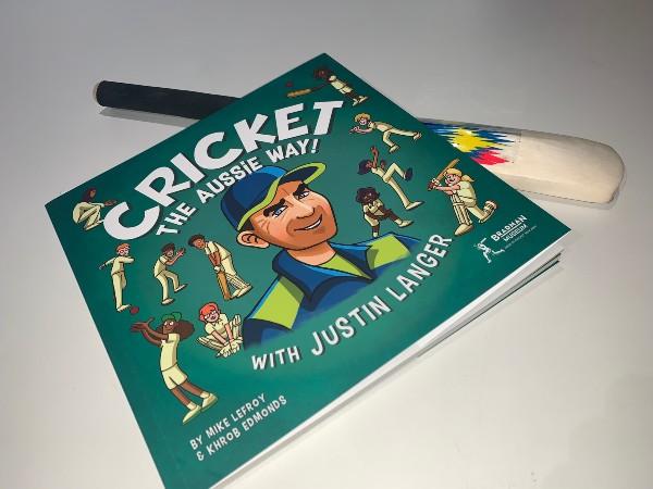 Cricket the Aussie Way with Justin Langer