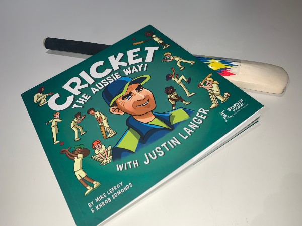 Article image for Cricket the Aussie Way with Justin Langer