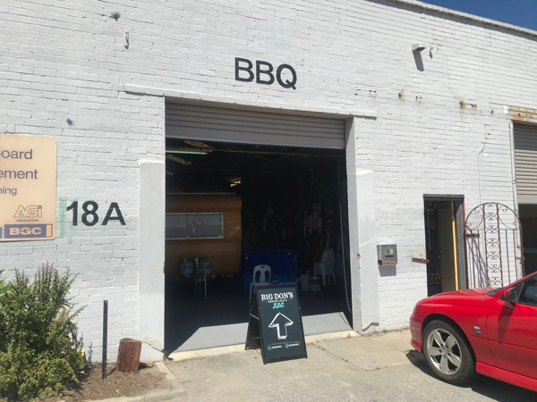 Article image for Slice of Perth – shaking up the Perth breakfast scene with barbecue