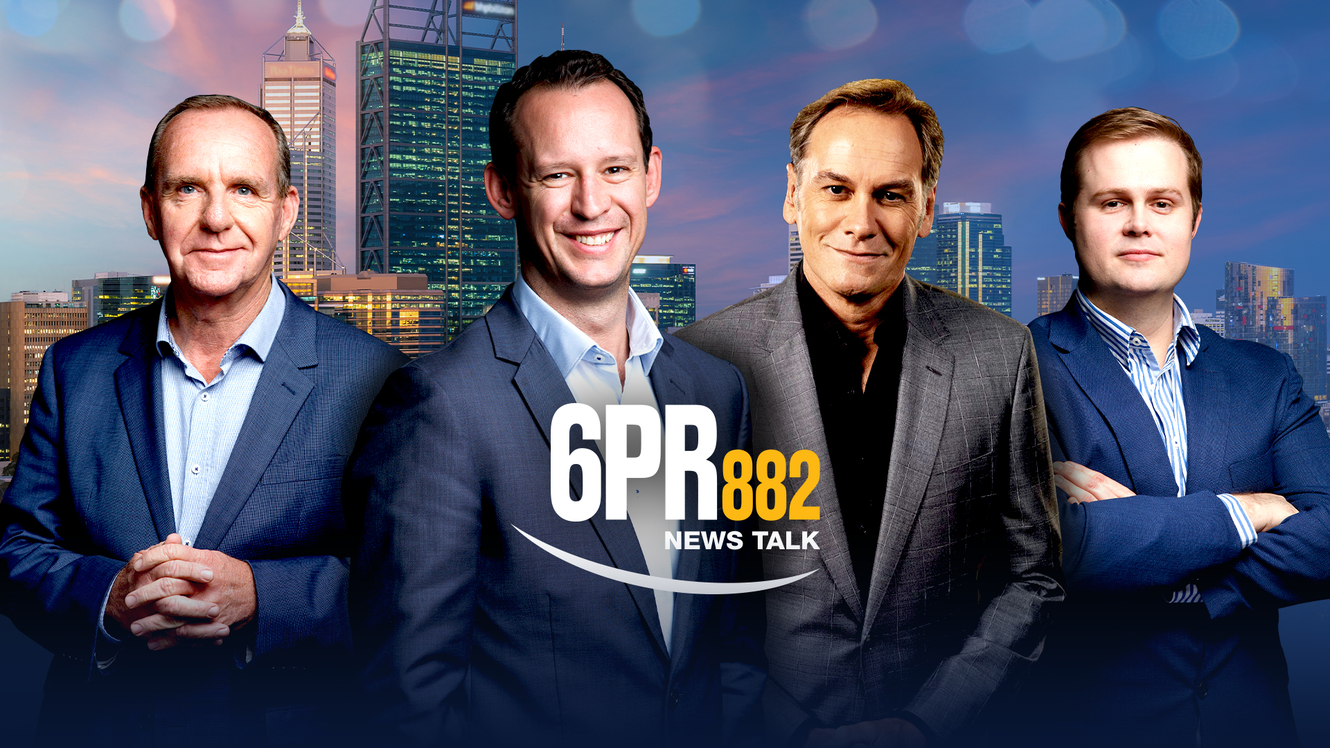 Article image for 6PR announces new on-air line-up for 2021