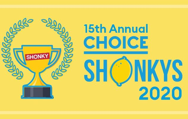 What are your favourite from this year's Shonkys?
