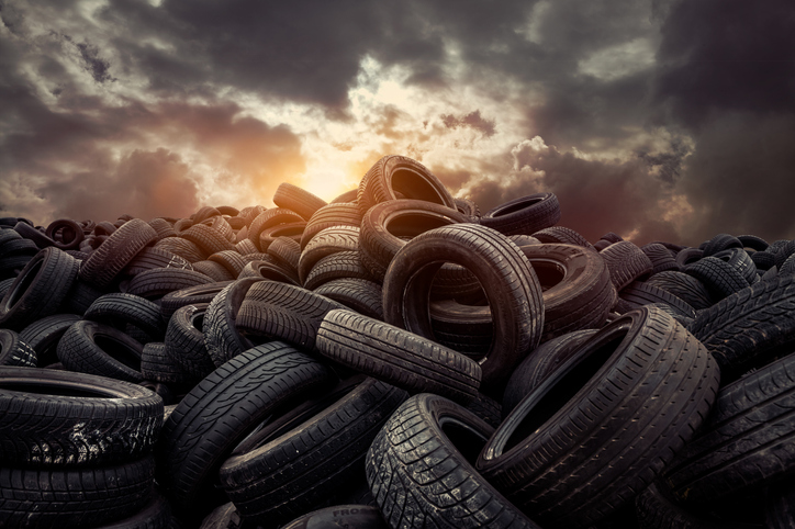 Article image for WA business leads big breakthrough to make old tyres disappear