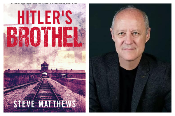 Author Steve Matthews on new book, Hilter's Brothel