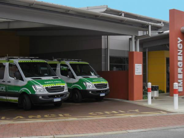 Article image for Campaign to maintain St John as states ambulance