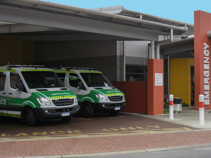 Article image for EXCLUSIVE: Crisis meetings as ambulance ramping reaches record high