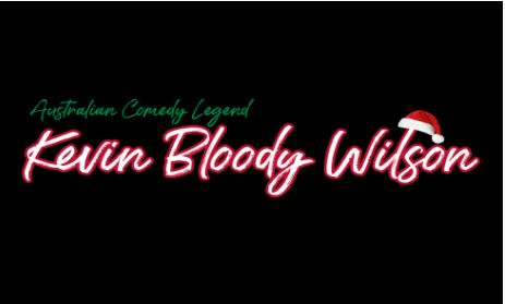 """Kevin """"Bloody"""" Wilson shares the Christmas spirit"""