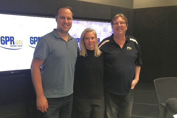 The Thursday Panel with Sarah Wells and Chris Smoje