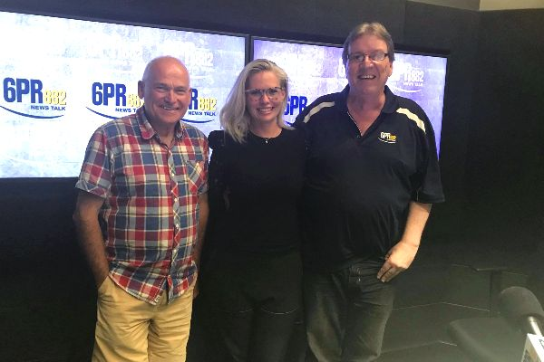 The Thursday Panel with Sarah Wells and Richard Offen