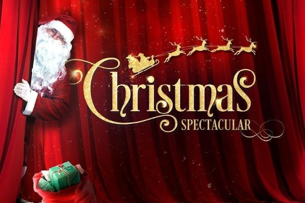 It's a Christmas Spectacular!