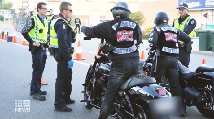 Article image for Public warned to stay away from bikie funeral