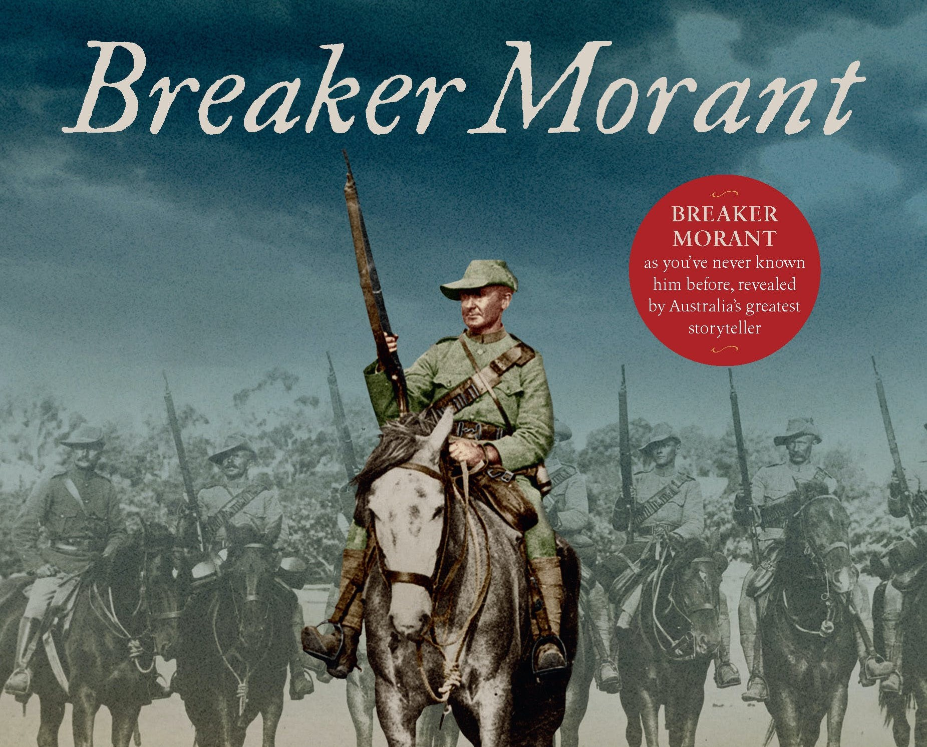 Breaking the myth of Breaker Morant with Peter FitzSimons