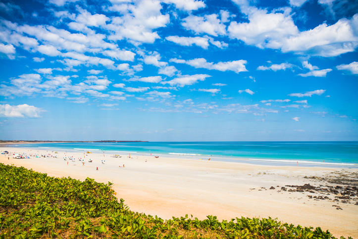 Article image for Shark attack at Broome's Cable Beach