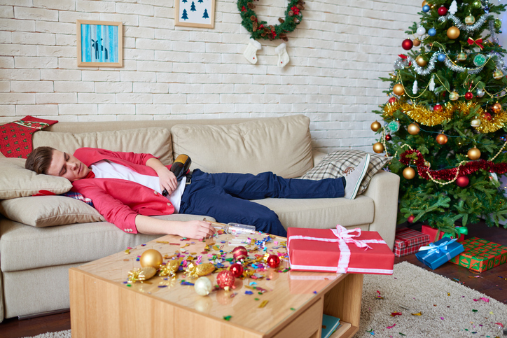 Article image for How to beat the 3pm Christmas slump