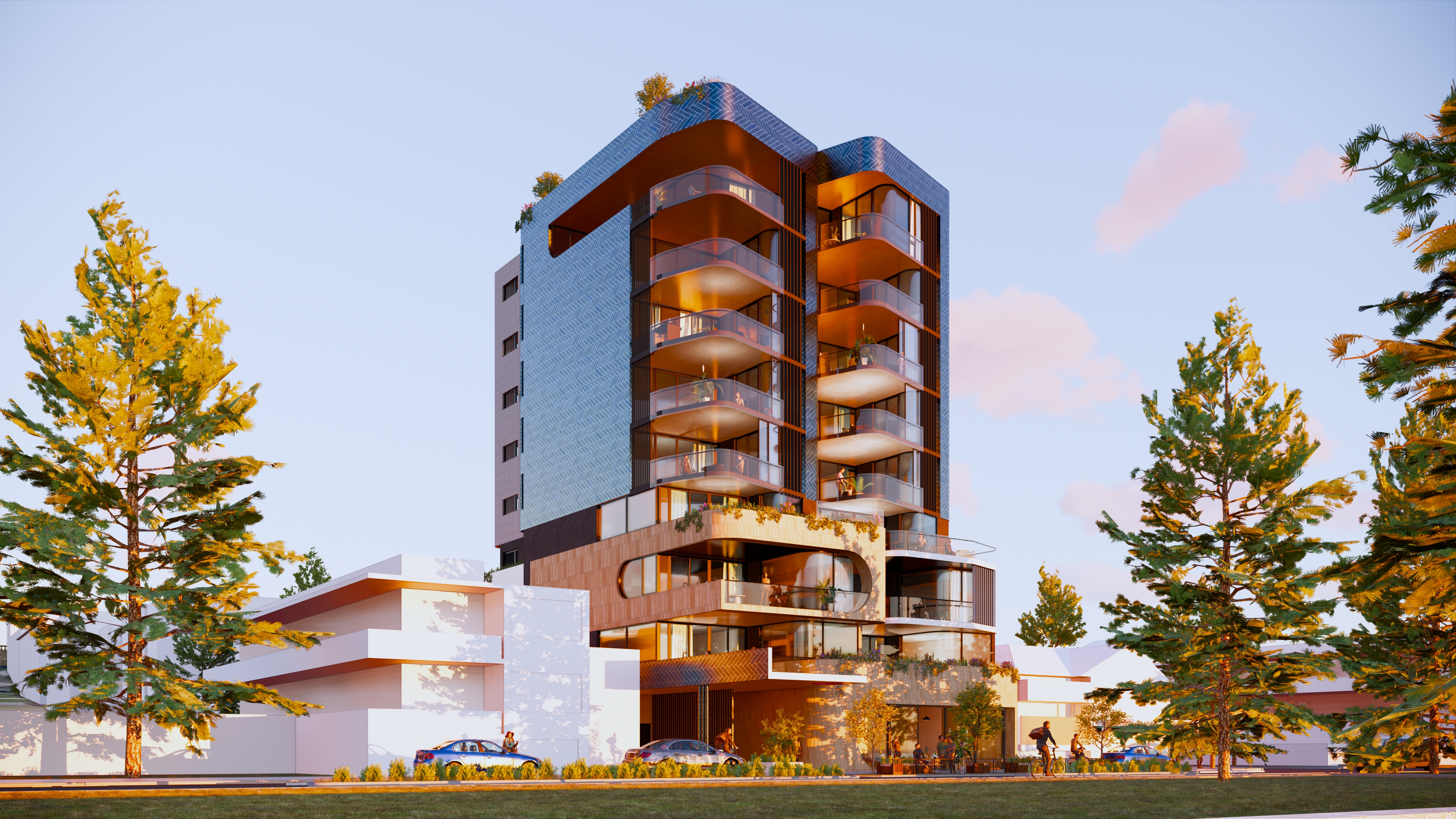 Article image for New fight to transform Cottesloe's beachfront