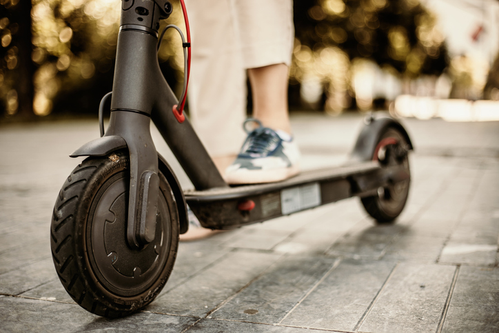 Article image for The rules you need to know about electric scooters