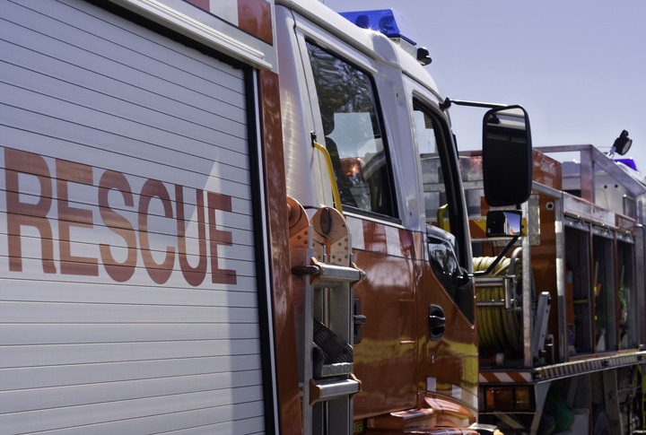 Article image for Emergency crews rush to Kings Park blaze