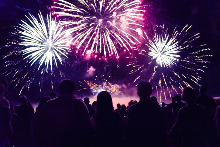 Article image for Where to watch New Year's Eve fireworks in WA