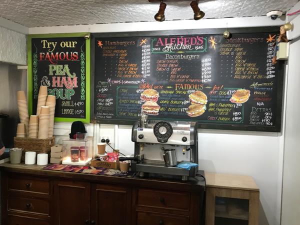 Slice of Perth: history making menu addition at burger institution