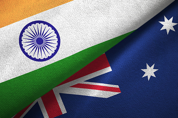 Article image for Australian Government eyes India as new major trade partner