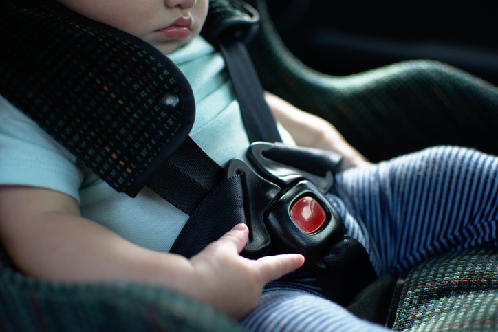 Article image for Updated guidelines for kid's car seats