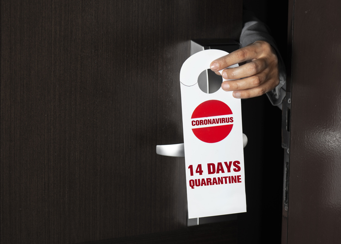 Article image for Purpose built quarantine 'at any cost'